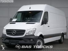 furgoneta caja gran volumen Mercedes