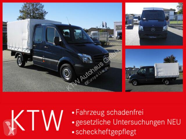 Voir les photos Véhicule utilitaire Mercedes Sprinter 213CDI DOKA,Klima,3665mm Radstand
