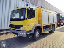 View images Mercedes 1325 AF 4x4 Workshop truck 1325 AF 4x4 Workshop truck ohne Aufbau van