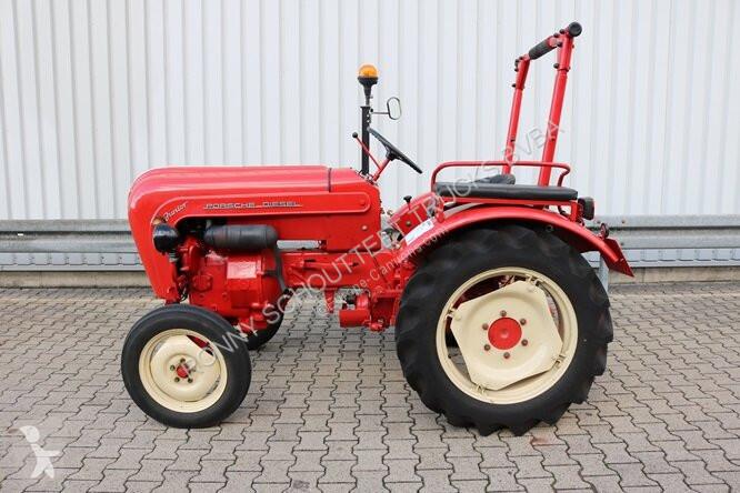 Voir les photos Véhicule utilitaire Porsche Traktor, Junior 108 Traktor, Junior 108