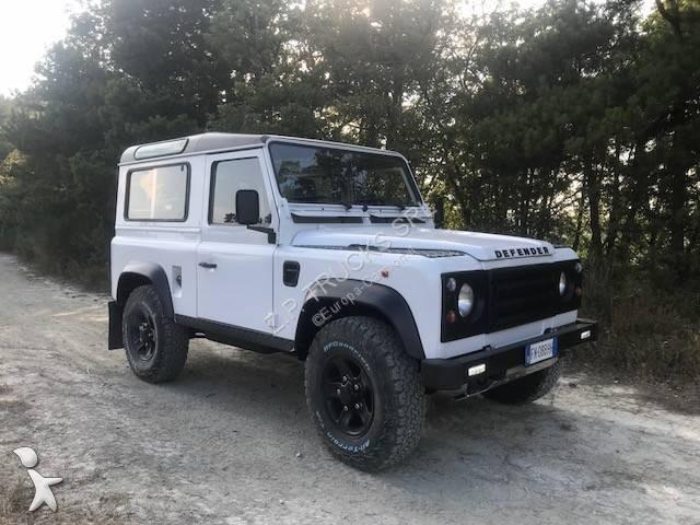 voiture land rover 4x4 suv defender 90 hts gazoil occasion n 2846580. Black Bedroom Furniture Sets. Home Design Ideas
