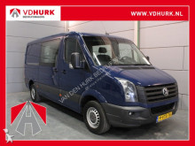 Volkswagen Crafter 2.0 TDI 143 pk DC Dubbel Cabine L2H1 Airco/Gev.stoel/Cruise/PDC/Tre