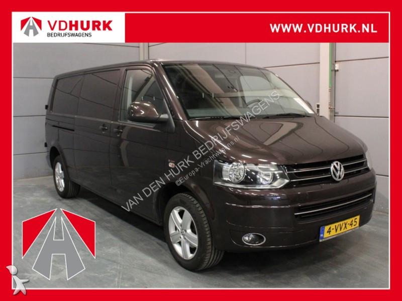 Volkswagen 2.0 TDI 140 pk 4Motion L2H1 Navi/Trekhaak/PDC/Airco/Cruise/4x4/4wd/awd van