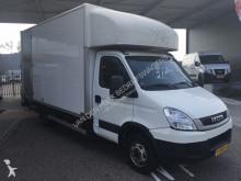 Iveco large volume box van