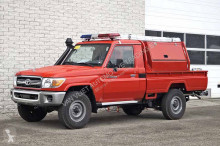 Toyota Land Cruiser SINGLE CAB FIRE TRUCK