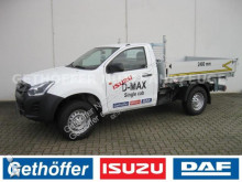 Isuzu D-Max Single Cab 4x4 Kipper AHK-Last 3,5t