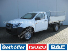 Isuzu D-Max Single Cab Basic 4x4 Kipper Laubaufsatz