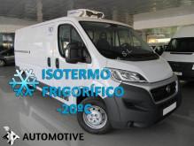 Fiat negative trailer body refrigerated van