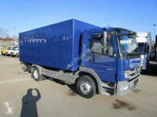 Mercedes ATEGO 1224 WERTTRANSPORTER LBW 1,5 to. van