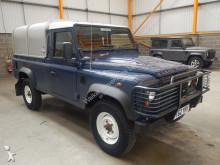 Land Rover pickup car