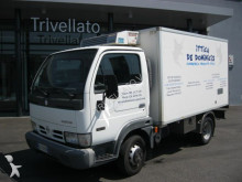 Nissan insulated refrigerated van