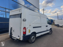 Renault Master Liftgate van of second hand, up to 500kg,