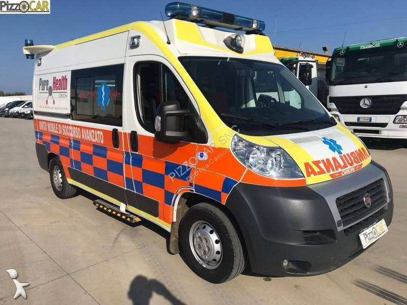 Ambulance For Sale >> Ambulance Italy 1 Ads Of Second Hand Ambulance Italy For Sale