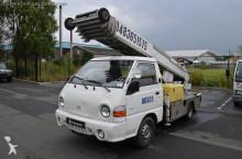 Hyundai standard tipper van
