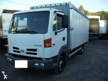 Nissan curtainside van