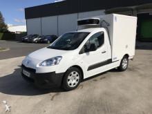 Peugeot refrigerated van