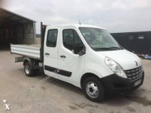 Renault two-way side tipper van