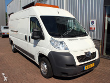 Peugeot large volume box van