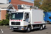 MAN platform commercial vehicle