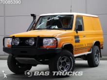 Toyota Land Cruiser Rally Raid AC Transporter/Leicht-LKW