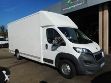 used large volume box van