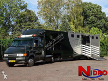 Iveco 40C BE COMBINATIE DC HORSETRUCK + LIVING
