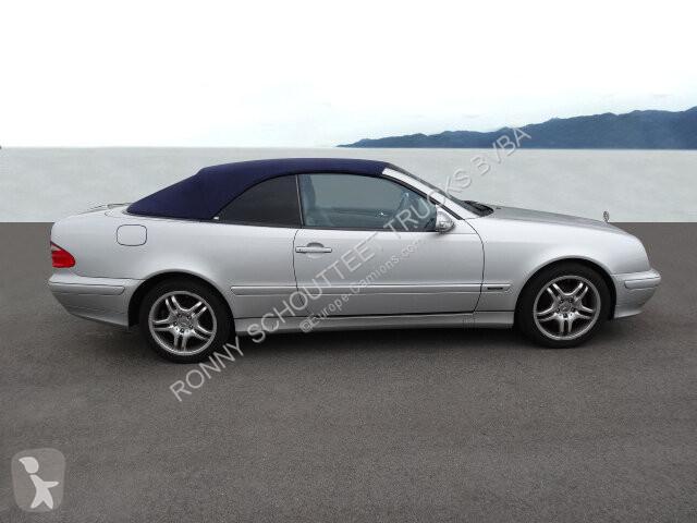 Voir les photos Véhicule utilitaire Mercedes 320 Cabrio  320 Cabrio, Avantgarde Autom.