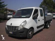 Renault three-way side tipper van