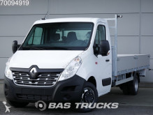 Renault Master Open Laadbak 145EVI Dubbellucht 3500kg trekgewicht Navigatie Airco A/C Towbar Cruise control