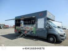 bedrijfswagen Fiat Street Food