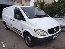Mercedes positive trailer body refrigerated van