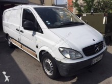 Mercedes positive trailer body refrigerated van