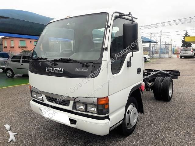 Veículo utilitário Isuzu