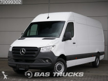 Mercedes large volume box van
