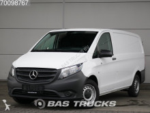 Mercedes large volume box van