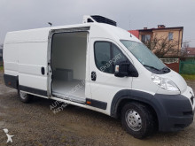 Peugeot refrigerated van