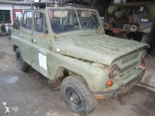UAZ spare parts car