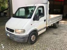 Opel dropside flatbed van