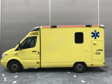 Mercedes 318 CDI Ambulance Strobel