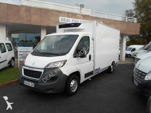 037c7e0859 Used Peugeot Boxer negative trailer body refrigerated van Diesel - n°2920602