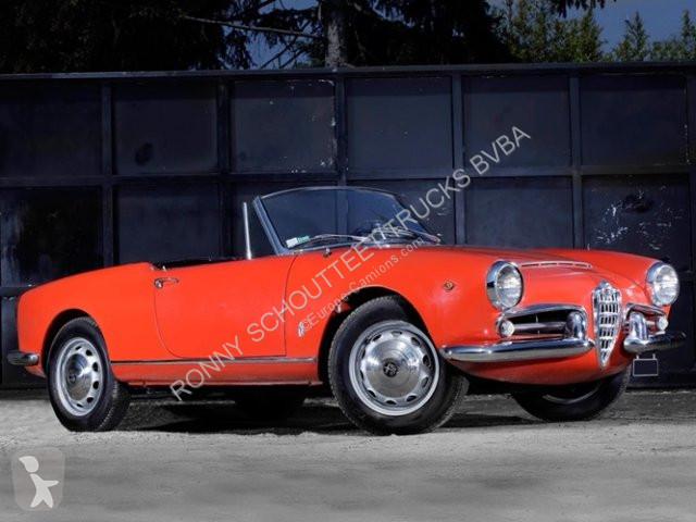 Voir les photos Véhicule utilitaire Alfa-Roméo Giulia1600  Giulia1600