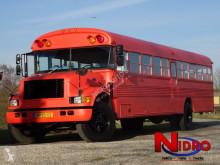 nc Blue Bird SCHOOL BUS - FOOD BUS