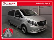 Mercedes Vito 114 CDI 140 pk Aut. Lang DC Dubbel Cabine 2xSchuifdeur/Navi/Camera