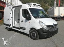 new insulated refrigerated van