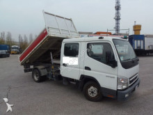 Mitsubishi three-way side tipper van