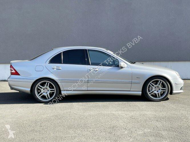Voir les photos Véhicule utilitaire Mercedes C 55 AMG Limousine  SHD/Autom./Klima/Sitzhzg.