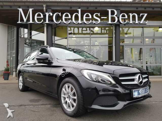 Véhicule utilitaire Mercedes C 200d+T+7G+LED+NAVI+PARK-PILOT+ SHZ+TOUCHPAD+E