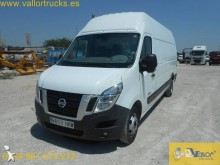 Nissan large volume box van
