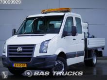 Volkswagen Crafter 2.5 TDI Hogedruk installatie 1000L PTO A/C Double cabin Towbar