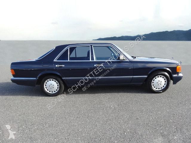 Voir les photos Véhicule utilitaire Mercedes 500 SE Limousine mehrfach VORHANDEN 500 SE Limousine mehrfach VORHANDEN